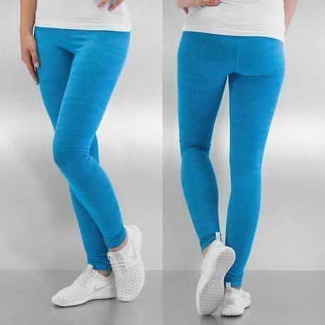 Nike Leggingsit Turkoosi