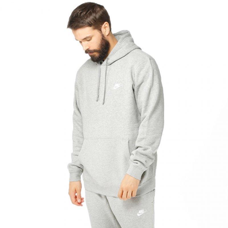 Nike NSW Hoodie Fleece Club -huppari