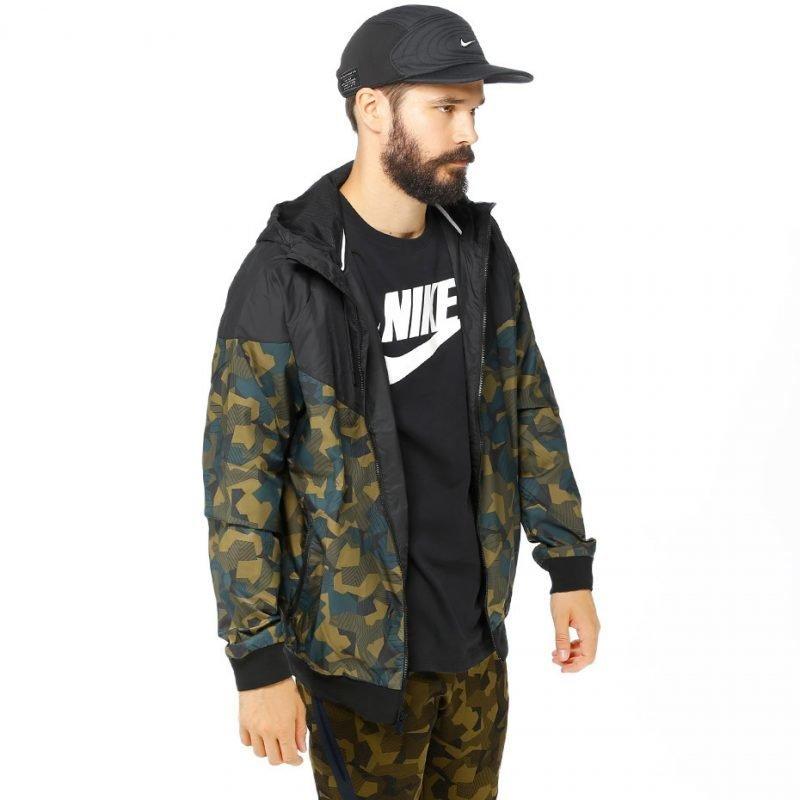 Nike NSW WR AOP Bdlnds -takki