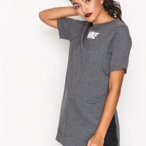 Nike Nsw Av15 Top T-Paita Charcoal