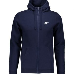 Nike Nsw Hoodie Fz Flc Club Huppari