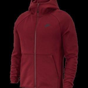 Nike Nsw Tch Flc Hoodie Fz Huppari