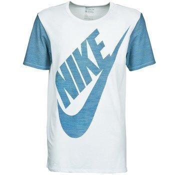 Nike OVERSIZED BLUR lyhythihainen t-paita