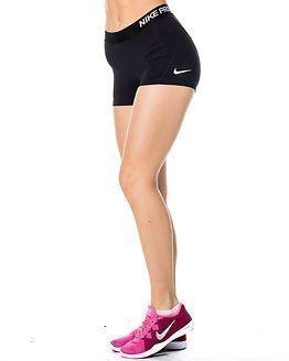 """Nike Pro 3"""" Cool Short Black"""