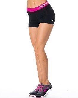 """Nike Pro 3"""" Cool Short Black/Pink"""