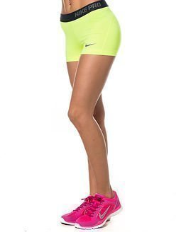 Nike Pro Short Yellow