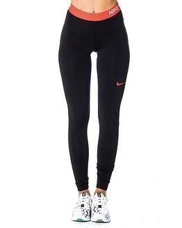 Nike Pro Warm Training Tight Black/Red