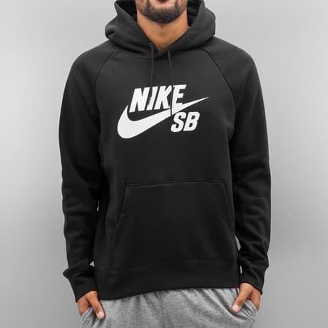 Nike SB Huppari Musta