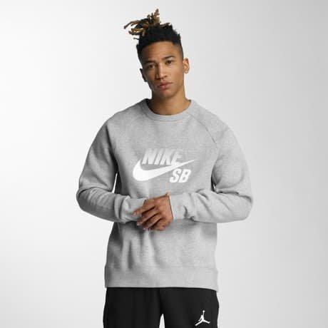 Nike SB Pusero Harmaa