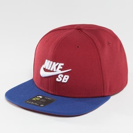 Nike SB Snapback Lippis Punainen