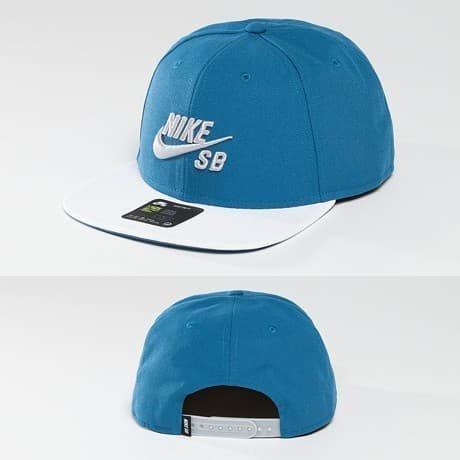 Nike SB Snapback Lippis Sininen