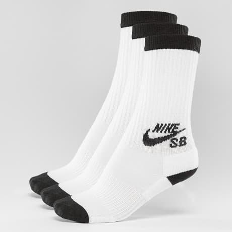 Nike SB Sukat Valkoinen