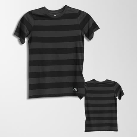 Nike SB T-paita Harmaa