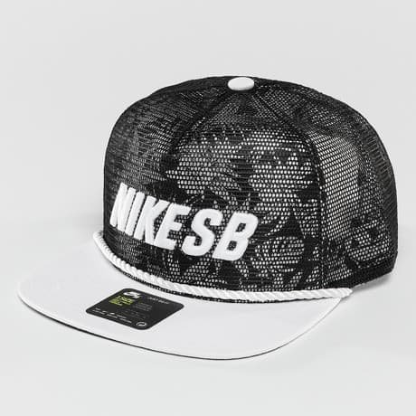 Nike SB Verkkolippis Musta
