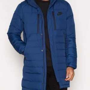 Nike Sportswear Down Fill Parka Takki Blue