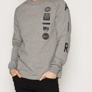 Nike Sportswear Fleece Air Totem Pusero Carbon