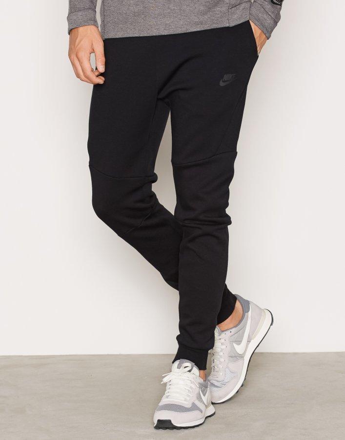 4a84b006ddba Nike Sportswear Mens Tech Fleece Jogger Joggerit Black ...