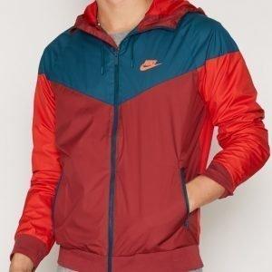 Nike Sportswear Nike Windrunner Takki Punainen/Sininen