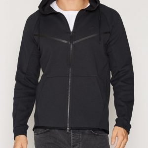 Nike Sportswear Tech Fleece Wear Pusero Black