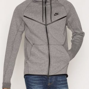 Nike Sportswear Tech Fleece Wear Pusero Carbon Black
