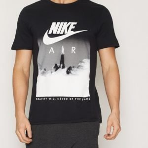 Nike Sportswear Tee Air Rocket T-paita Black