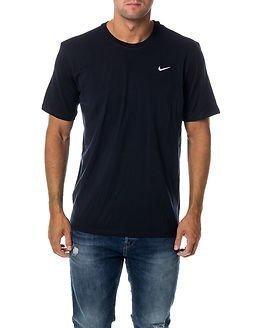 Nike Swoosh Tee Dark Navy