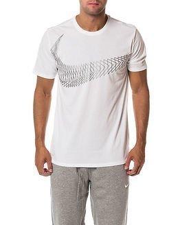 Nike Swoosh Triflow Tee White