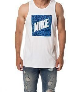 Nike Tank Palm Print Box White