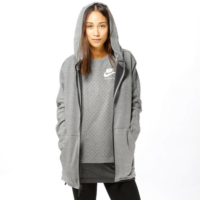 Nike Tech Fleece Cape -zip huppari