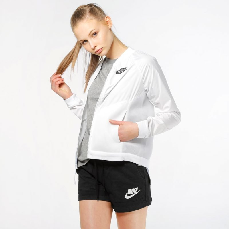 Nike Tech Hypermesh Bomber -takki