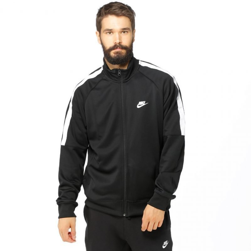 Nike Tribute -zip crew