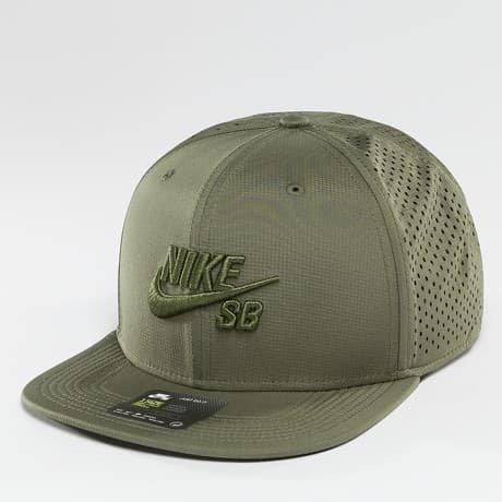 Nike Verkkolippis Oliivi