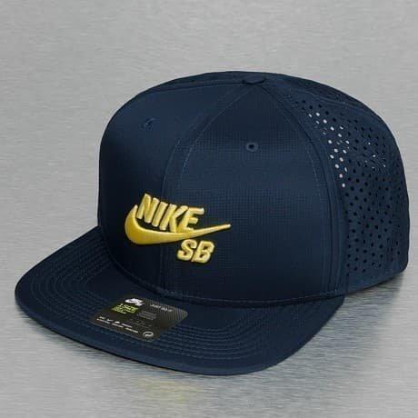 Nike Verkkolippis Sininen