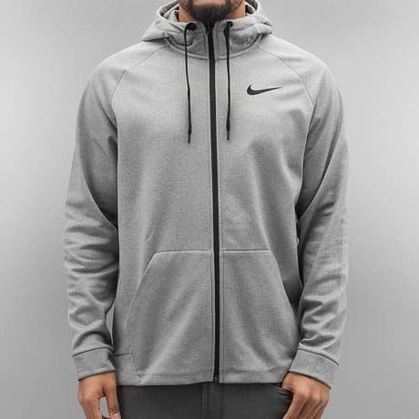 Nike Vetoketjuhuppari Harmaa