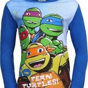 Ninja Turtles Pusero Sininen