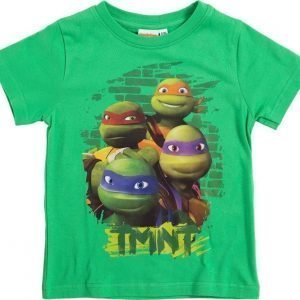 Ninja Turtles T-paita Green