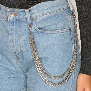 Nly Accessories 90'S Pocket Chain Ketju Hopea