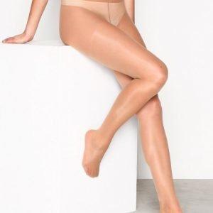 Nly Lingerie Pretty Legs Tights 15 Den Sukkahousut Suntan