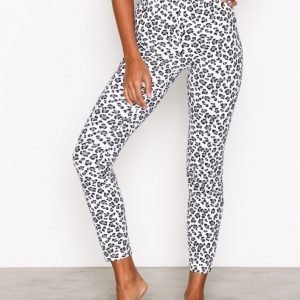Nly Lingerie Sleep Tight Darling Pants Pyjamahousut Print