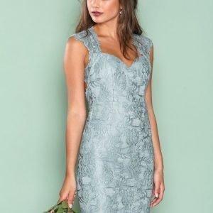 Nly One Bombshell Lace Dress Kotelomekko Vaaleanvihreä