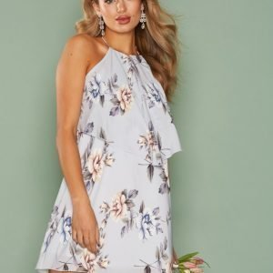 Nly One Layer Up Dress Loose Fit Mekko Kuviollinen