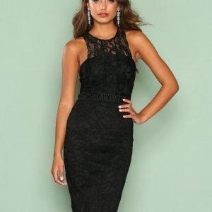 Nly One This One Dress Kotelomekko Musta
