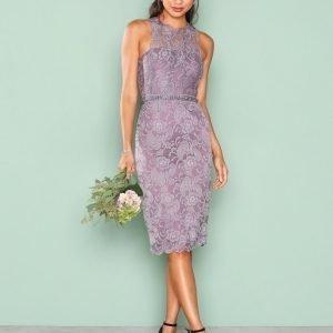 Nly One This One Dress Kotelomekko Violetti