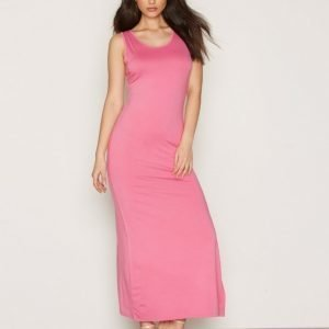Nly Trend Classy Maxi Dress Maksimekko Vaaleanpunainen
