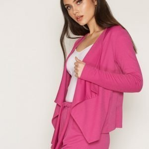 Nly Trend Dressed Jacket Jakku Pink Fuchsia