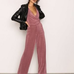 Nly Trend Glamorous Jumpsuit Mauve