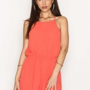 Nly Trend Hot Day Play Suit Playsuit Koralli