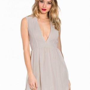Nly Trend My Sweet Dress Skater Mekko Pearl