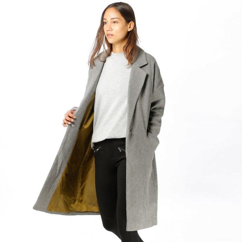 Noisy May Malli -pitkä takki