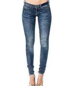 Noisy may Eve Superslim Jeans Blue Denim